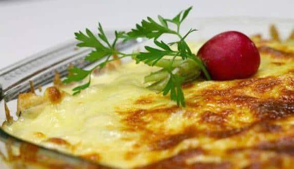 Gastronomia - Receita de arroz de frango ao forno