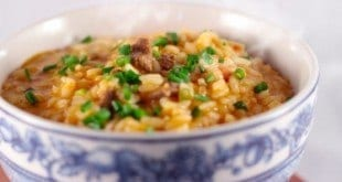 Gastronomia - Receita de Arroz Carreteiro