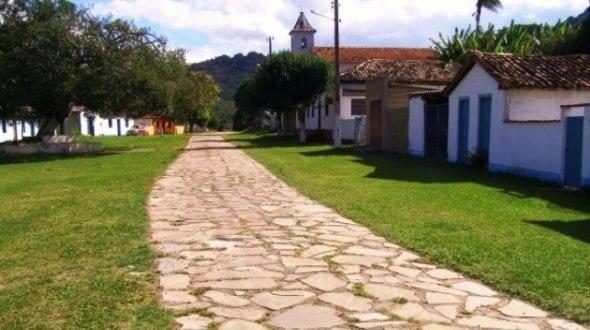 Comunidade do Vau em Diamantina no Vale Jequitinhonha
