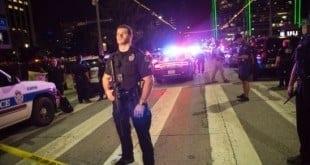 Franco-atiradores mataram na quinta-feira (08/07/2016) à noite cinco policiais durante um protesto contra o racismo em Dallas