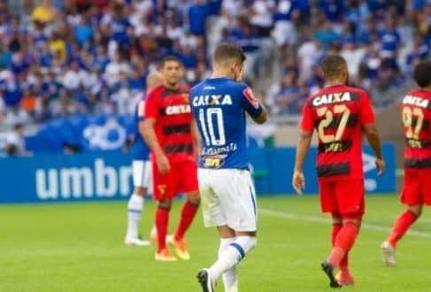 Cruzeiro está na vice-lanterna do campeonato