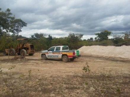 """Norte de Minas - Operação """"Serra do Cabral"""" tem nove presos por crimes ambientais no Norte de Minas"""