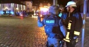 Explosão ocorreu em um restaurante na cidade de Ansbach
