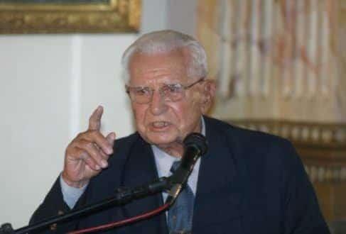 MG - Morre ex-governador de Minas Gerais Rondon Pacheco