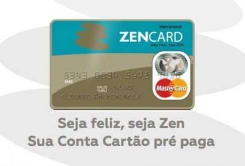 De compra pela internet a mesada, veja opções de uso do cartão pré-pago internacional ZenCard MasterCard