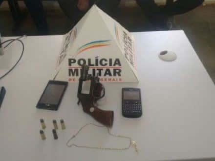 Montes Claros - Mototaxistas são assaltados por menores no bairro Guarujá - Foto: Polícia Militar