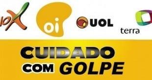 Oi e Uol são multados em R$ 13 milhões por golpe a consumidores de internet