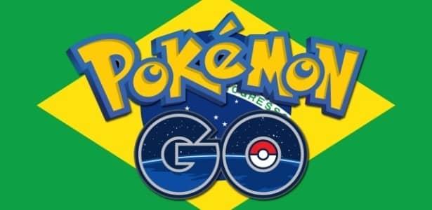 Internautas do Brasil estão aguardando Pokemon GO neste domingo (31)