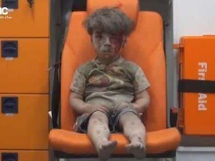 """Coluna do Dr. Marcelo Freitas - Mais uma criança Síria: Onde estão os direitos """"DOS MANOS""""?"""