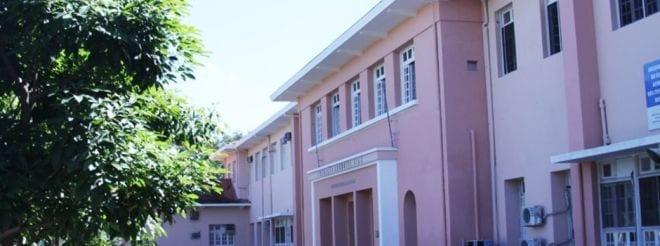Sede da Funed, no bairro Gameleira: instituição centenária