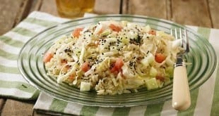 Arroz integral refrescante