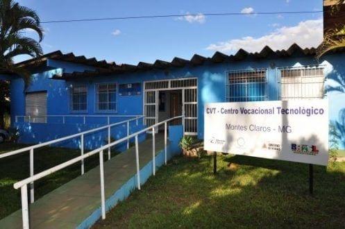 CVT de Montes Claros está disponibilizando vagas em cursos gratuitos