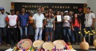 MG - Comunidades rurais do Jequitinhonha recebem certificação quilombola