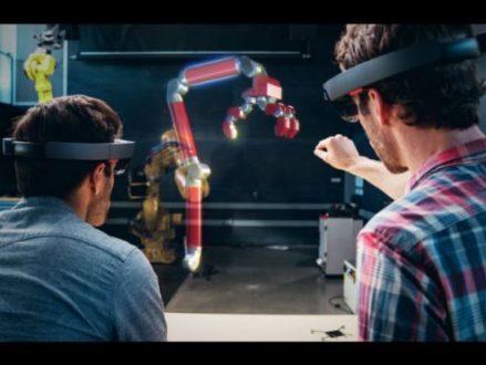 Microsoft libera venda de HoloLens