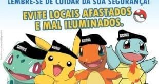 MG - Já são mais de 15 roubos de celulares de jogadores de Pokémon Go em Minas