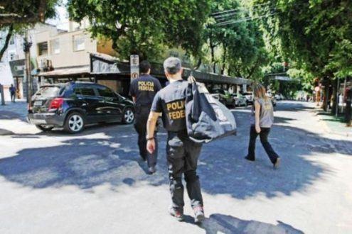 MG - PF inicia 7ª fase de operação Mar de Lama e prende três em Governador Valadares