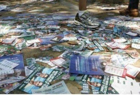 Campanha busca eleições mais limpas em Minas Gerais