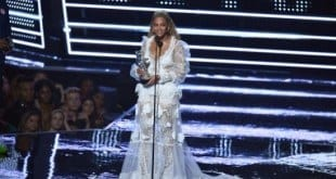Beyoncé domina premiação da MTV