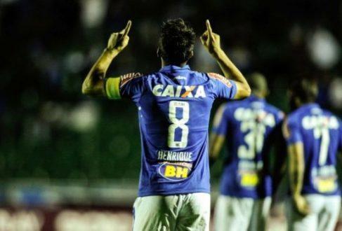 Brasileirão 2016 - Cruzeiro vence o Figueirense