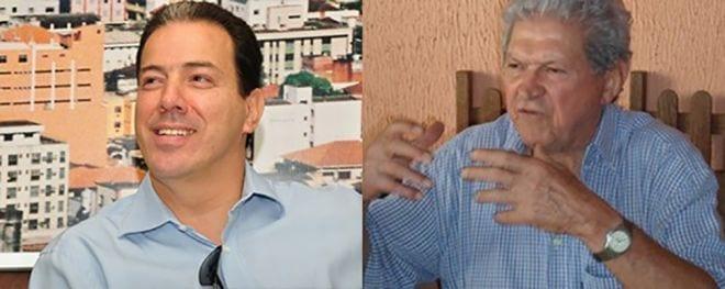 Ruy Muniz e Humberto Souto foram os primeiros a protocolar o pedido de registro de candidatura.