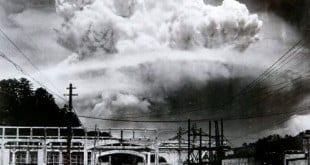 Ásia - Japoneses lembram bombardeio atômico de Nagasaki