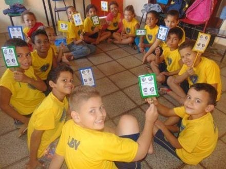 Montes Claros - Aprendizagem e diversão com os Jogos Olímpicos