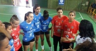 Montes Claros Handebol estreia na Liga Nacional de Handebol Feminino