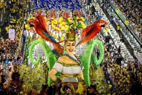 Montes Claros - Carnavalesco paulistano apresenta workshop sobre processos criativos de carnaval em Montes Claros