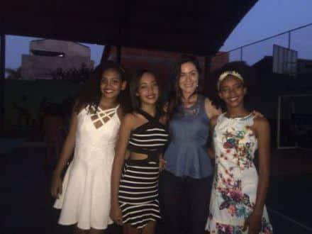 Cultura Moc - Terceira seletiva do Beleza Negra 2016 movimentou o Santos Reis