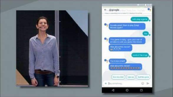 Google lança aplicativo de mensagem 'inteligente' Allo