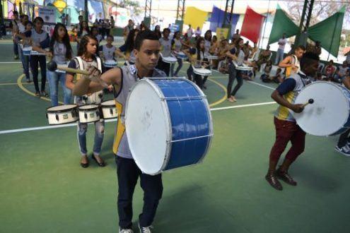 Montes Claros - Prefeitura inaugura ginásio poliesportivo no Vera Cruz