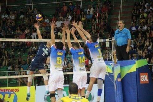 Vôlei - Montes Claros Vôlei se prepara para o segundo confronto pelo Campeonato Mineiro