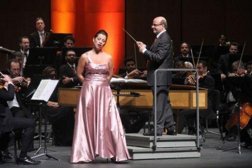 Aline Lobo, vencedora do concurso Jovens Solistas