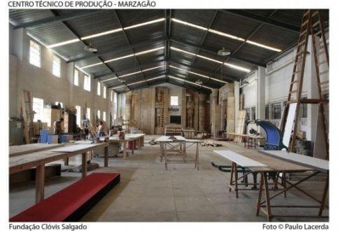 Centro Técnico de Produção, da FCS