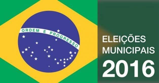 Eleições 2016 - Candidatos não podem ser presos a partir de sábado (17/09/2016)