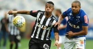 Brasileirão 2016 - Cruzeiro e Atlético empatam por 1 a 1 no Mineirão
