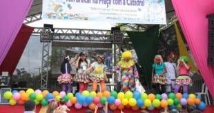 Montes Claros - III Vem Brincar na Praça com a Catedral, uma festa para seis mil crianças e adolescentes carentes