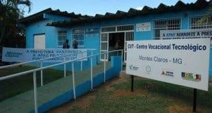 CVT de Montes Claros oferece cursos gratuitos