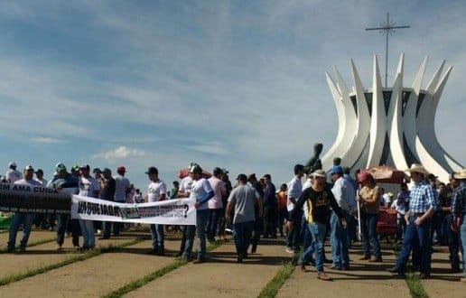 Proibição de vaquejadas mobiliza vaqueiros de todo o País
