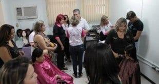 Cortes de cabelos e doação para confecção de perucas para pacientes em tratamento no Dilson Godinho mais uma vez será realizado no Hospital