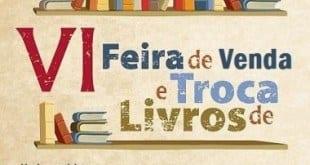Montes Claros - VI Feira de Livros do Brechó do desapego III (Livros, CD, Filmes)