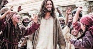 Jesus. Obra percorre momentos da vida de Cristo; elenco desconhecido é um dos trunfos da série