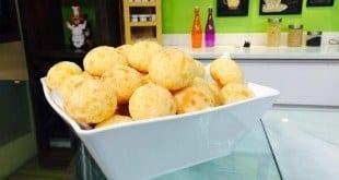 Gastronomia - Que tal aprender a fazer pão de queijo?