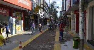 Montes Claros - Prefeitura revitaliza um dos principais pontos de comércio da área central de Montes Claros