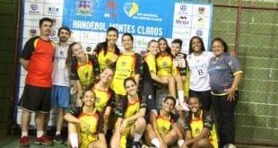 Montes Claros Handebol estreia com vitória no Mineiro Junvenil