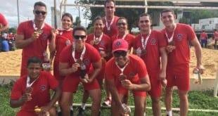 Montes Claros - Bombeiros fazem participação no Circuito Sesc de Corridas 2016