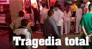 """O jornal argentino """"Olé"""" também destaca o que aconteceu com a equipe de Chapecoense e classificou o ocorrido como tragédia total."""