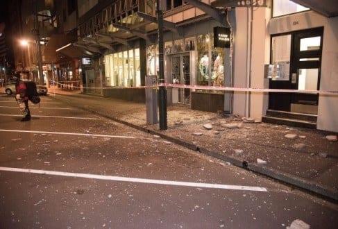 Pelo menos duas pessoas morreram em terremoto na Nova Zelândia