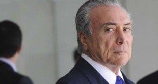 Presidente Temer decreta luto de 3 dias pela morte de brasileiros na Colômbia