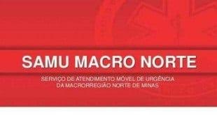 Montes Claros – Plantão SAMU 08/11/2016